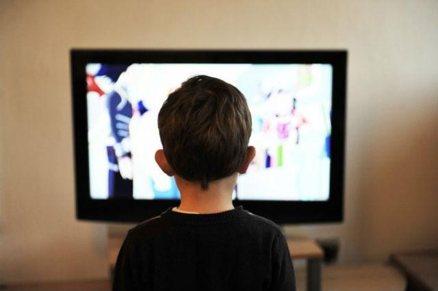 テレビの見すぎ