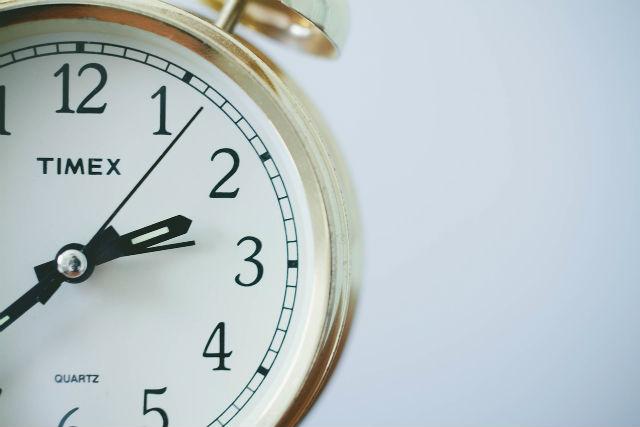 適正な睡眠時間は8時間というのは間違い!正しくは○時間だ!