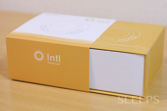 インティの本体パッケージ