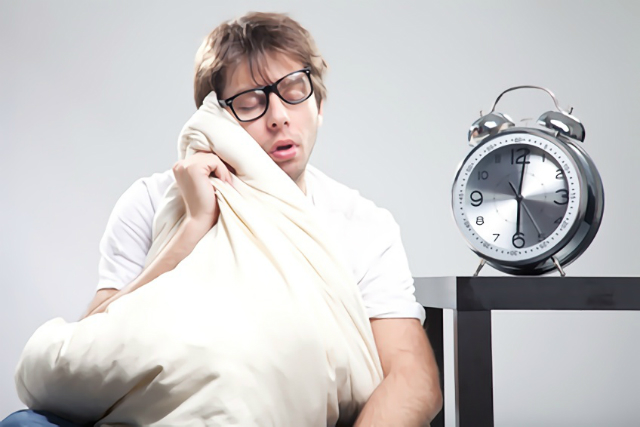 かくれ不眠症の診断テスト5つのタイプ