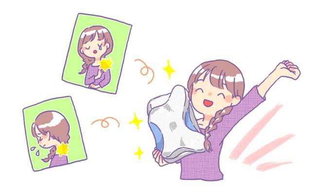 横向き枕おすすめランキング9選|首や肩のコリを解消できる選び方