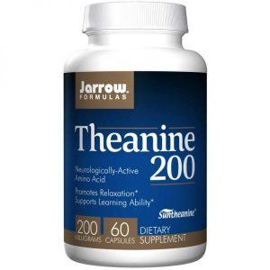 Jarrow Formulas Theanine 200の画像