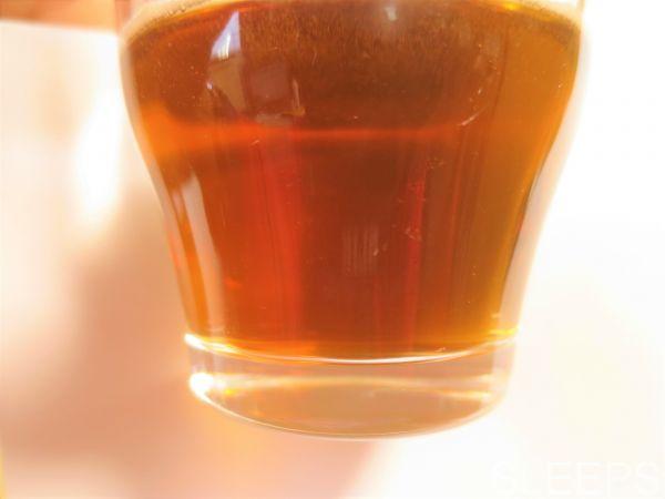 伊藤園のテアニン麦茶はしっかり溶けて沈殿しません