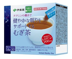 伊藤園のテアニン麦茶の画像