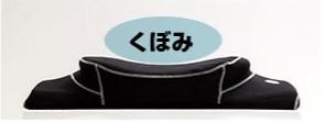 YOKONE3のくぼみについての画像